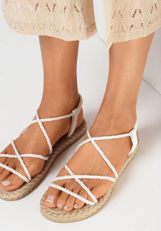 Białe Sandały Vivilody