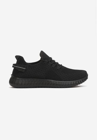 Czarne Buty Sportowe Echidora