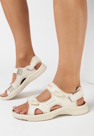 Beżowe Sandały Temine