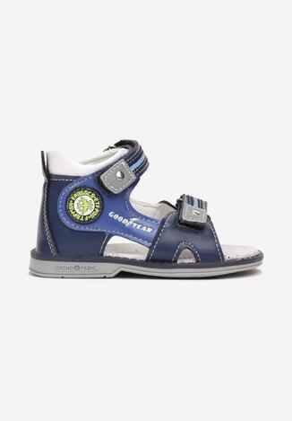 Niebieskie Sandały Thalafa