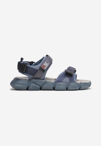 Jasnoniebieskie Sandały Paphiusei