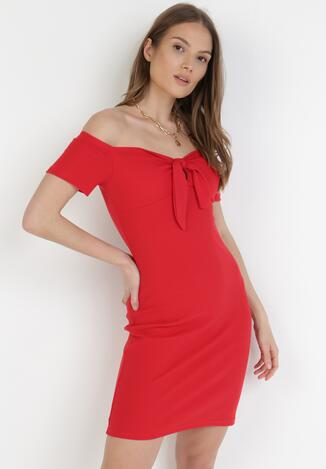 Czerwona Sukienka Bolimei