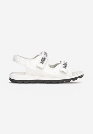 Białe Sandały Alethis