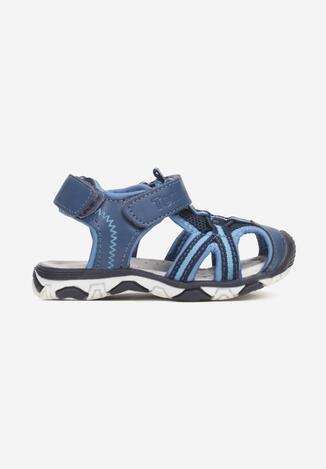 Niebieskie Sandały Eusoneus