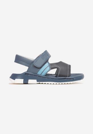 Niebieskie Sandały Talitina