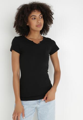 Czarny T-shirt Calonia