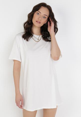 Biały T-shirt Arriney
