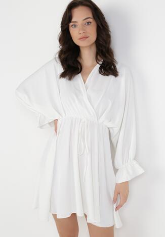 Biała Sukienka Iasea