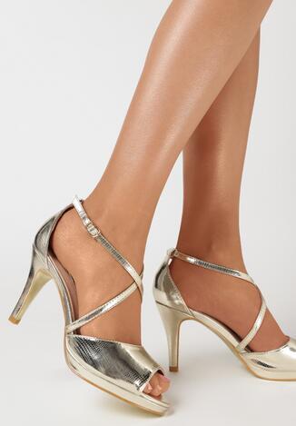 Złote Sandały Pixaxaura