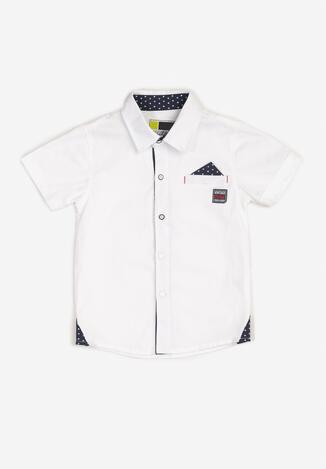 Biała Koszula Nyshosia