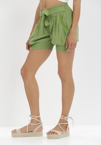 Zielone Szorty Salaphali