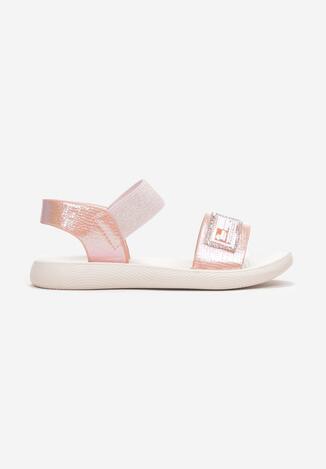 Różowe Sandały Astrolphi