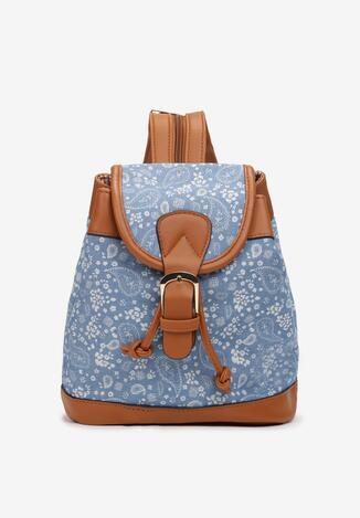 Jasnoniebieski Plecak Euthertes