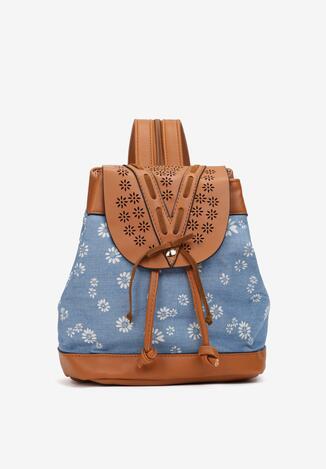 Niebieski Plecak Euthertes