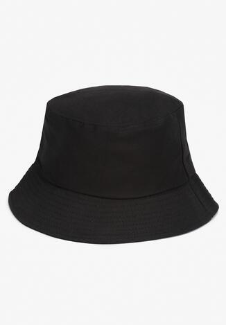 Czarny Kapelusz Bucket Ethophe