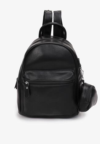Czarny Plecak Meniphice