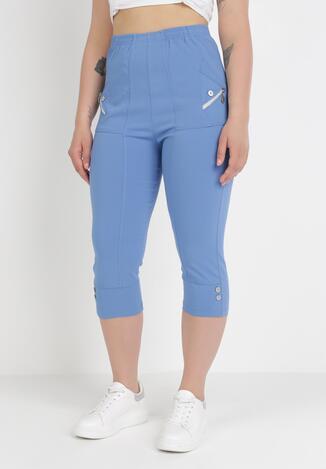 Niebieskie Spodnie Iaseusa