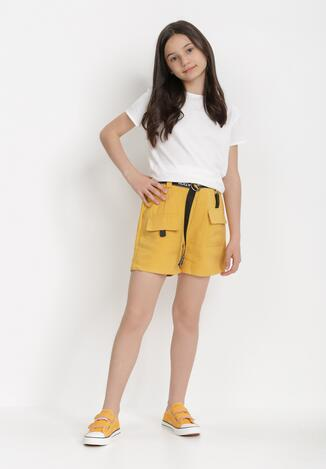 Żółte Szorty Messithe