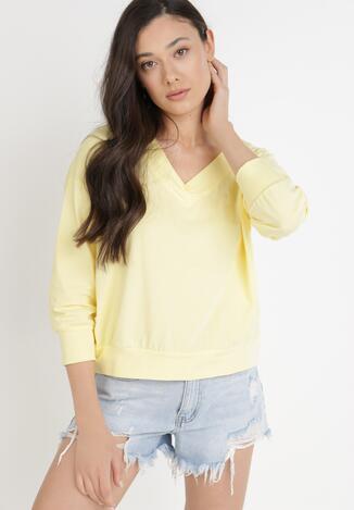 Żółta Bluzka Synisa