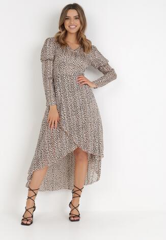 Jasnoróżowa Sukienka Phrixanthe