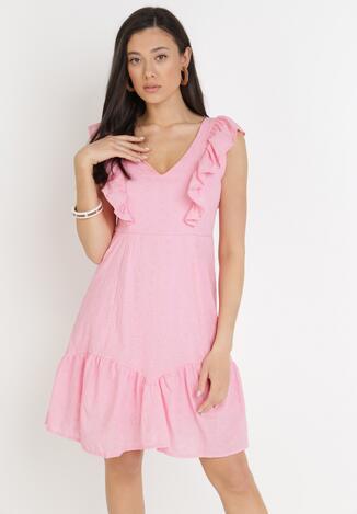 Różowa Sukienka Sinophis
