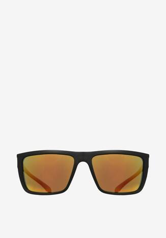 Pomarańczowe Okulary Przeciwsłoneczne Phalaphaura