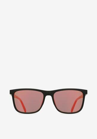 Pomarańczowe Okulary Przeciwsłoneczne Pixine