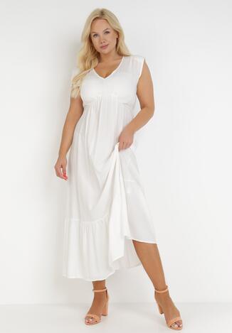Biała Sukienka Astrali