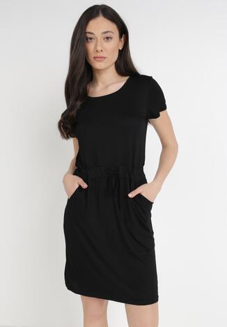 Czarna Sukienka Orpheleia