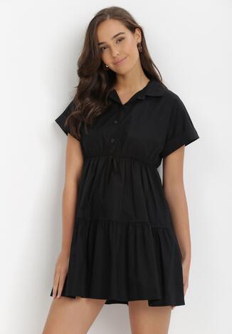 Czarna Sukienka Iasertise