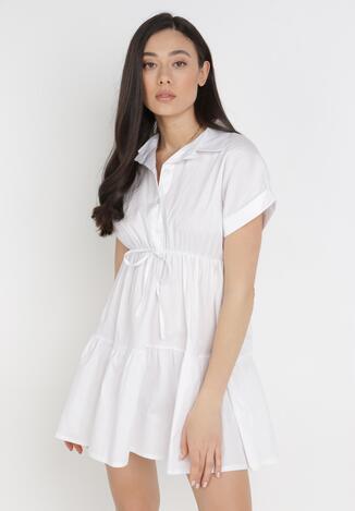 Biała Sukienka Iasertise