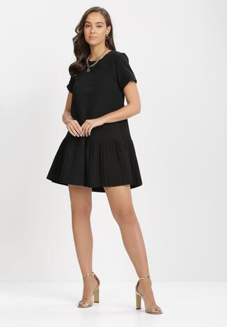 Czarna Sukienka Athizose