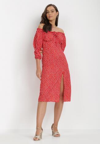Czerwona Sukienka Ohmrel