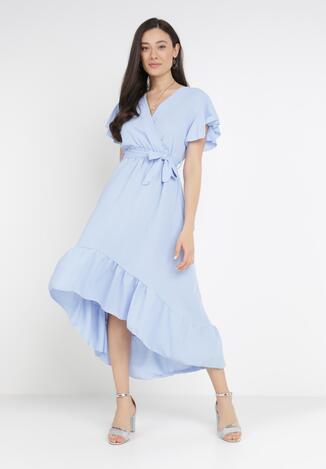 Jasnoniebieska Sukienka Jhorahr