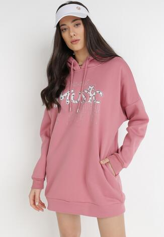 Różowa Bluza Sylphishis