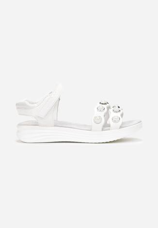 Białe Sandały Nyxise