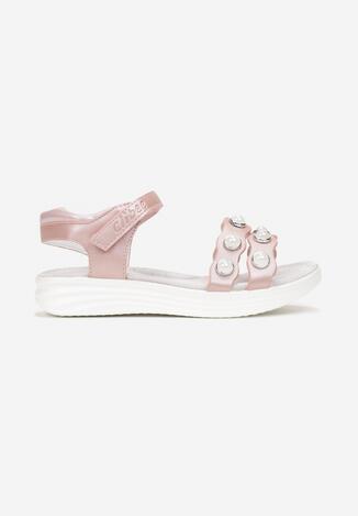 Różowe Sandały Nyxise