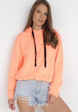 Pomarańczowa Bluza Wraxirad