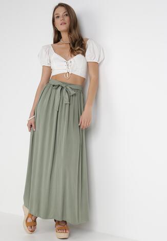 Zielona Spódnica Eriphite
