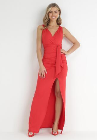 Czerwona Sukienka Parthastos