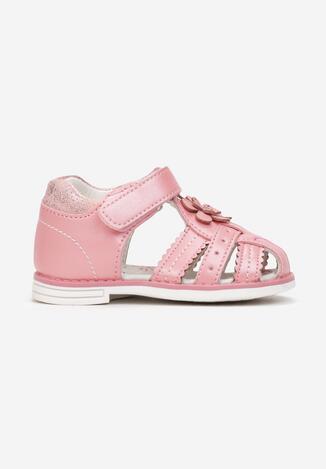 Różowe Sandały Lysishis