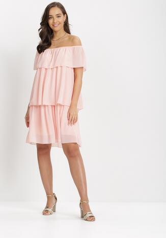 Łososiowa Sukienka Najath