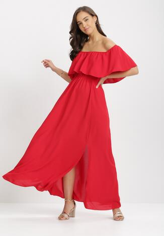 Czerwona Sukienka Iarlax