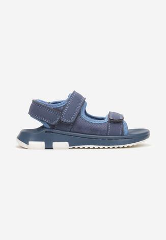 Niebieskie Sandały Bolipeia