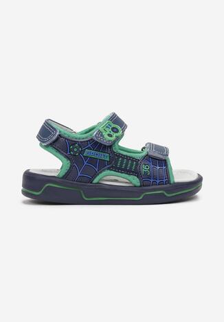 Niebieskie Sandały Nisochus