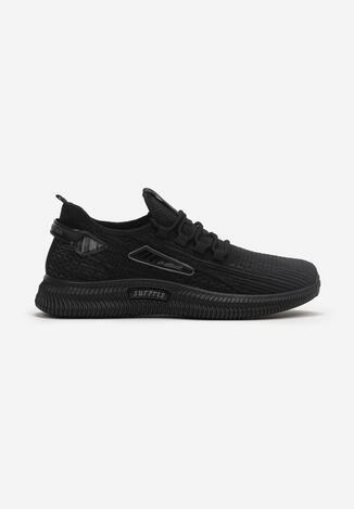 Czarne Buty Sportowe Thenohre