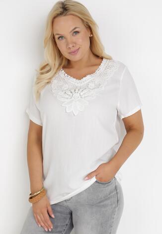 Biała Bluzka Aerevia