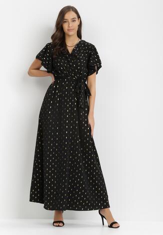 Czarna Sukienka Sereneva