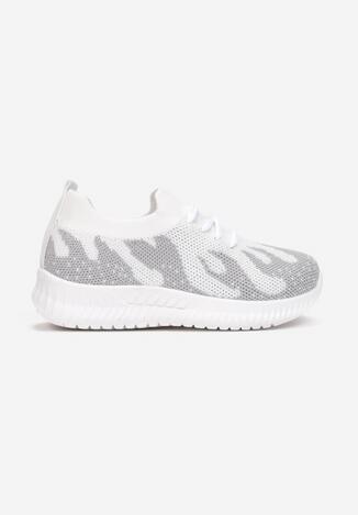 Białe Buty Sportowe Ilesine