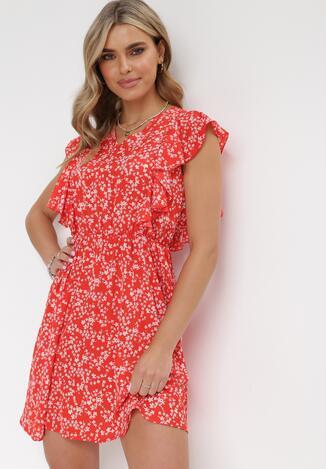 Czerwona Sukienka Astepheme
